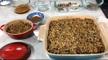 KTVB Kitchen: A berry good way to start the day: Berry Cobbler Breakfast Bake