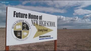 Mascot named for new high school in Kuna