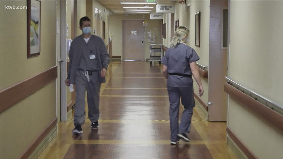 Gov. Little grants Idaho hospitals $10 million in relief funds