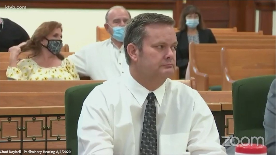 Chad Daybell pleads not guilty in murder case