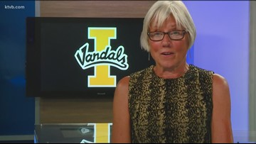 Terry Gawlik named first-ever female athletic director at University of Idaho