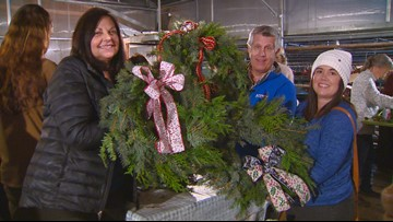 You Can Grow It - Making evergreen holiday wreaths