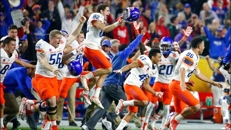 Boise State football: The Avalos/Fiesta Bowl expectations