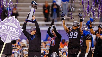 No. 19 Boise State will play Washington in the Las Vegas Bowl
