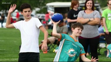 7's Hero: Idaho nonprofit gives special needs kids the opportunity to play flag football