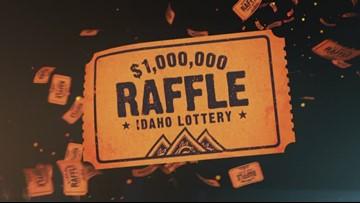 Winning numbers for Idaho $1M Raffle announced