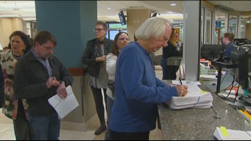 Ada County clerk confirms enough signatures verified for a vote on Boise library, stadium initiatives