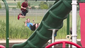 Where's Larry? Nampa Parks and Recreation