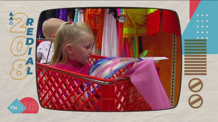 208 Redial: 3-year-old helps find the perfect Halloween costume