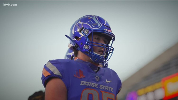 Boise State's Williams, Bates selected on Day 3 of 2021 NFL Draft