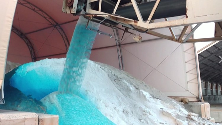 ACHD will stop using blue-dyed salt to treat icy roads