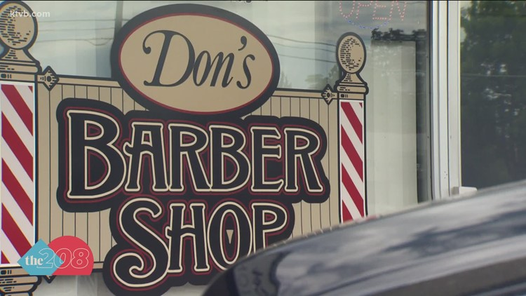 Boise barbershop welcomes 5th generation of a family