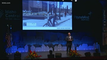 Bieter delivers State of the City address