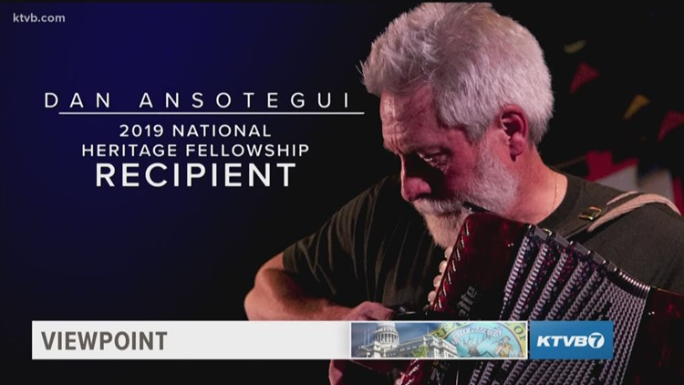Viewpoint: Boise Basque musician discusses receiving major national honor