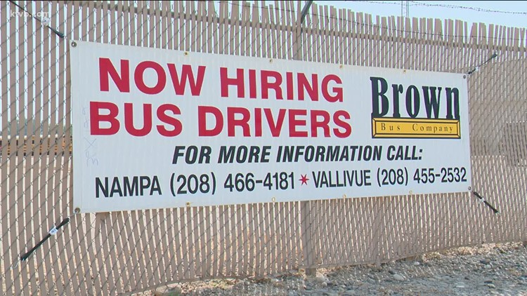 Nampa-based bus company offers $1,500 incentive for new drivers