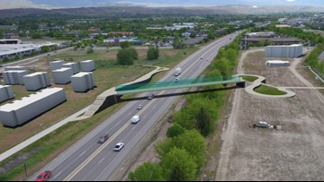 Eagle explores alternatives for pedestrians crossing Highway 44