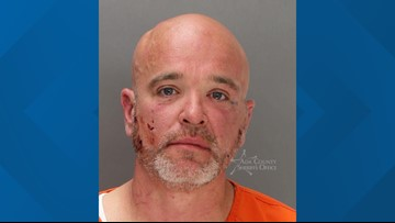 Garden City man gets 20 years in prison in repeat domestic violence case