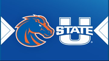 Follow Boise State's conference opener vs. Utah State with KTVB's Game Tracker