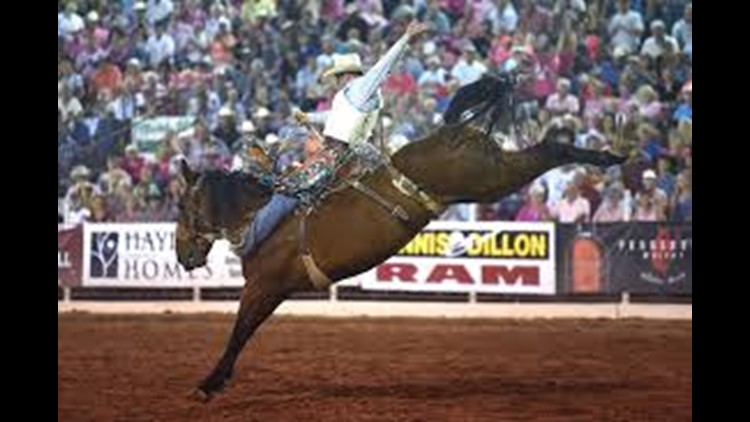Caldwell Night Rodeo, a long-time rodeo tradition,  returns August 17-21