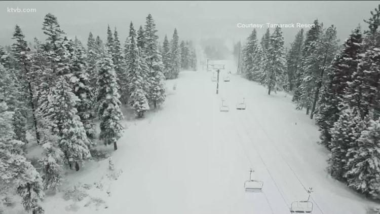 Tamarack Resort to open its slopes on Friday