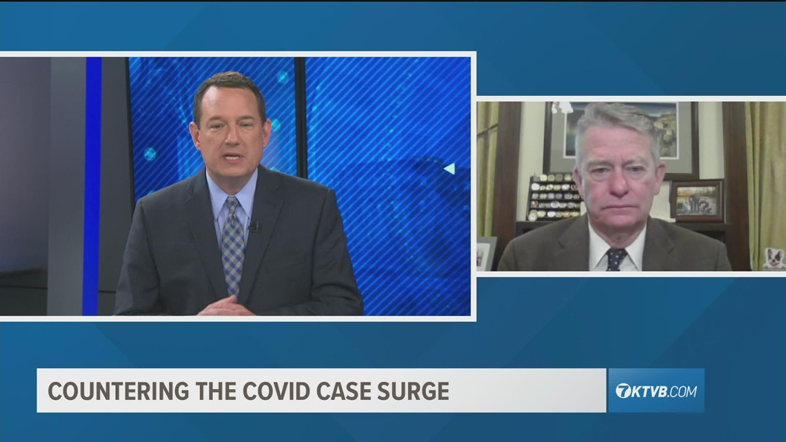 Viewpoint: Countering Idaho's COVID-19 case surge