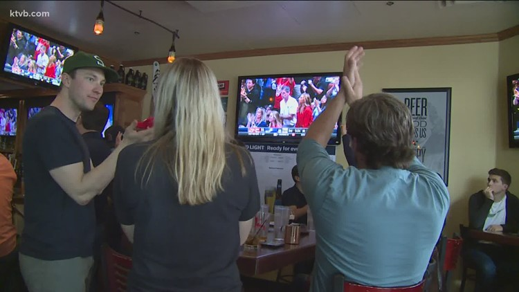 Boise businesses miss out on economic boom as March Madness stays in Indiana