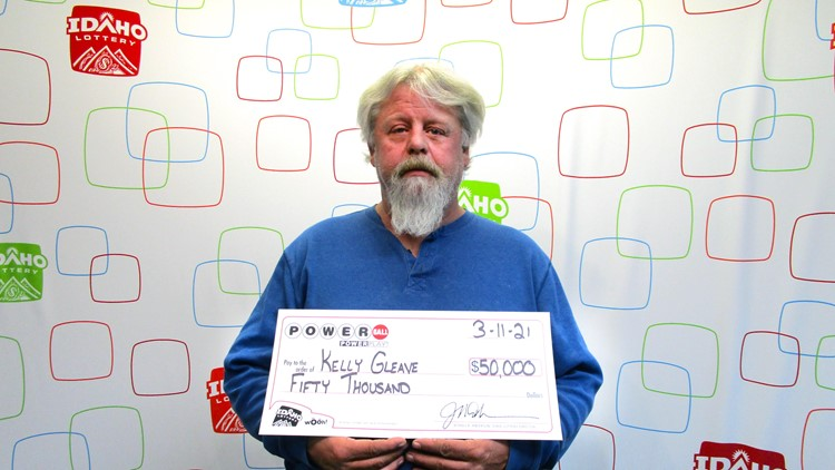 Nevada man's bi-monthly trip to Idaho pays off with $50,000 Powerball prize