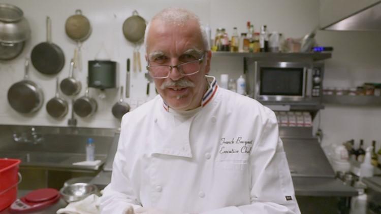 KTVB Kitchen: Saint Jacques au Saffron by Chef Franck Bacquet