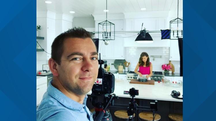 Vadim and Natasha Kravchuk are married and work together to make Natasha's Kitchen such a success. .