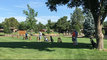 Where's Larry? Eagle Hills Golf, Hit the Jackpot 23 Golf  Tournament