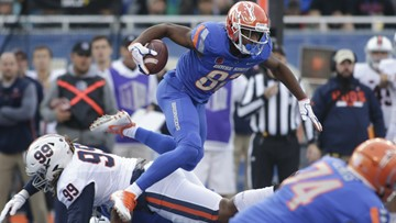 Boise State football: Hoping Evans patches up and catches passes