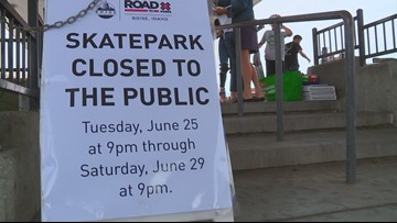 'We're expecting it to be totally insane': Businesses brace for X Games in Boise