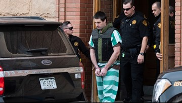 Trial starts for Colorado man suspected of killing fiancee