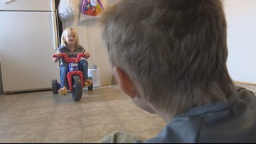 Payette boy dreams of owning an accessible bike while he recovers from traumatic brain injury