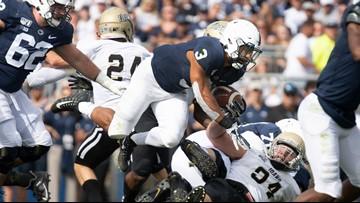 Clifford stars, No. 15 Penn State's defense hammers Idaho 79-7