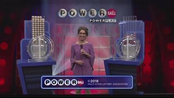 Powerball drawing for November 14
