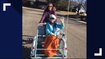 The Blessing Bike: A Boise family's idea for an adapted bicycle is now being enjoyed by others thanks to nonprofit