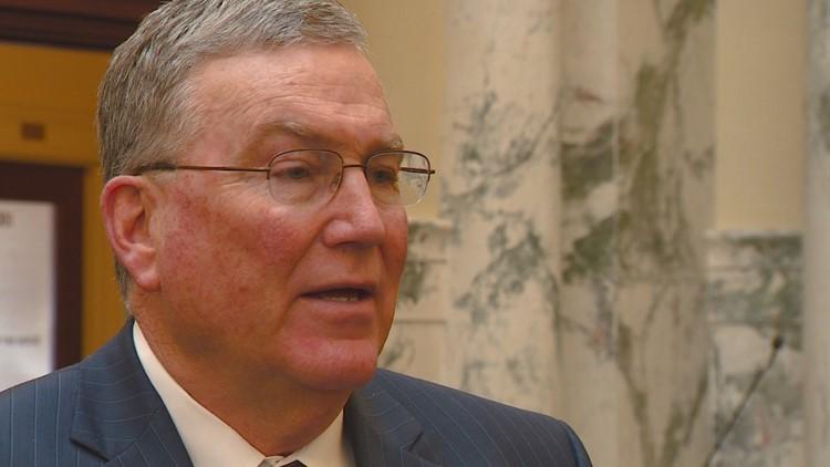 Rep. Scott Bedke announces lieutenant governor bid