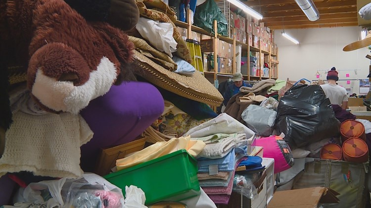 Popular Netflix show sparks uptick in thrift store donations, benefitting Idahoans in need