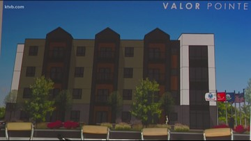 Valor Pointe breaks ground with the goal of offering services and homes to veterans in Boise