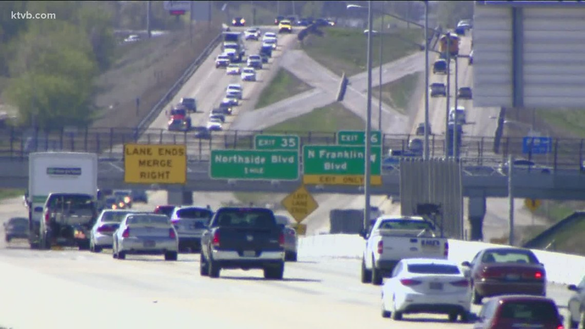 Idaho lawmakers approve funding for major highway projects