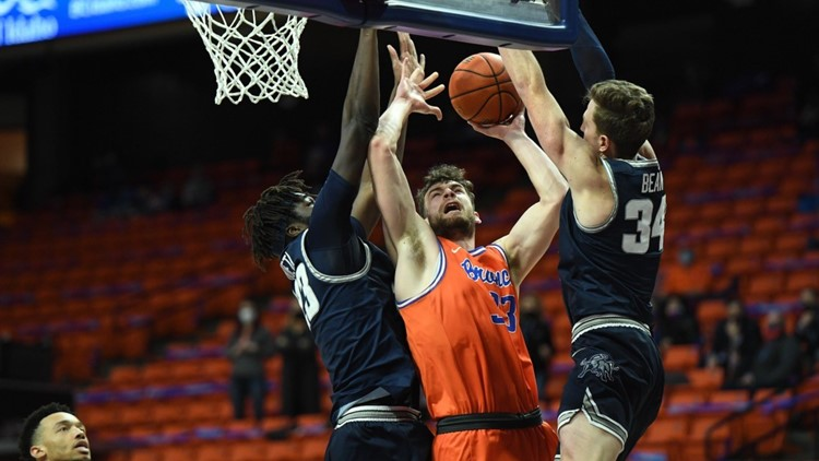Boise State basketball: The big push from Armus