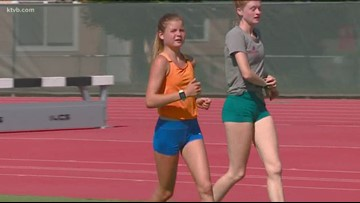 Boise State's Allie Ostrander wins third straight steeplechase national title