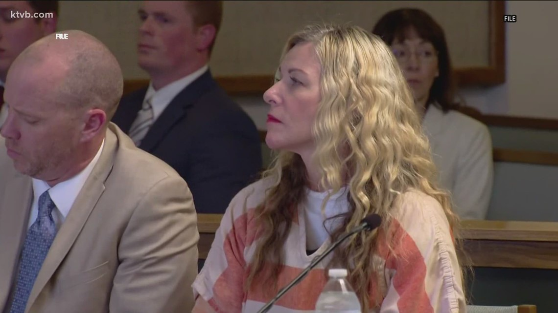 Lori Vallow charged with conspiracy to commit murder in Arizona