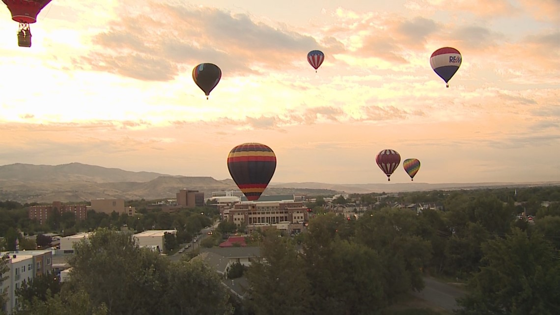 event guide 2018 spirit of boise balloon classic