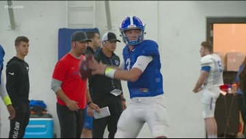 Boise State's quarterback competition continues to a hot topic as questions linger on who will start