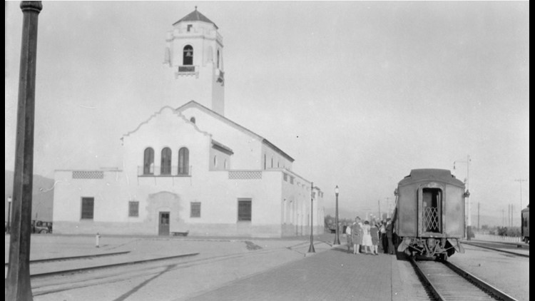Since 1925, the Boise Depot has stood above the City of Trees