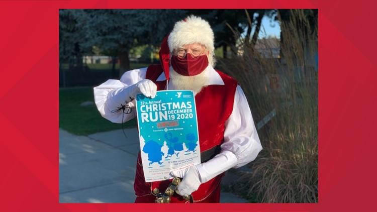 YMCA's Christmas Run will be virtual this year