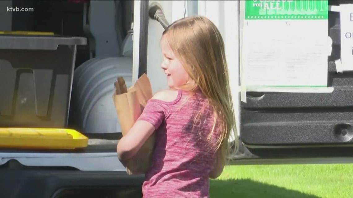 Boise schools expanding curbside meal services