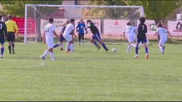 Rocky Mountain's Quiros named Idaho Gatorade boys soccer Player of the Year